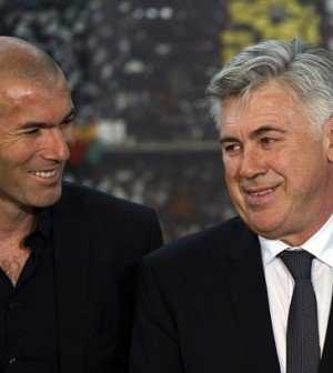 Zidane equals Ancelotti's 31-match unbeaten mark with Real Madrid